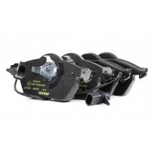 Audi Vw Brake Pad Set, disc brake - Textar 4B0698151J