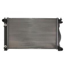 Audi Radiator engine cooling - BEHR 4F0121251M