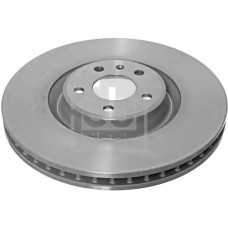 Audi front brake disk - Febi 4H0615301R