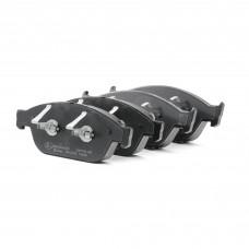 Audi Brake Pad front - TEXTAR 4H0698151G