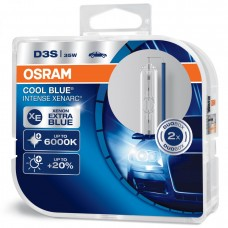 OSRAM Xenarc Cool Blue Intense D3S (Twin)