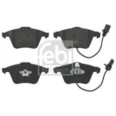 Audi brake pads front - Febi 4F0698151D