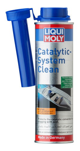 CATALYTIC SYSTEM CLEANER - LIQUI MOLY 7110