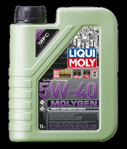 MOLYGEN NEW GENERATION 5W-40 - LIQUI MOLY 8576
